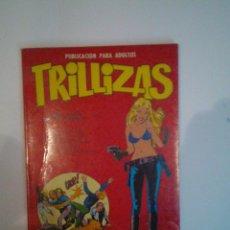 Cómics: LAS TRILLIZAS - TOMO 1 - EDITORIAL EDIVAL - CJ 24 . Lote 52349569