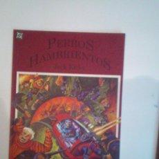 Cómics: PERROS HAMBRIENTOS - JACK KIRBY - DC - PLANETA DE AGOSTINI - BUEN ESTADO - CJ 24 . Lote 52349661