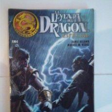 Cómics: LA LEYENDA DEL DRAGON - WORLD COMICS - JAMIE DELANO Y MIGUEL A VIDAL - BUEN ESTADO - CJ 86. Lote 52352357