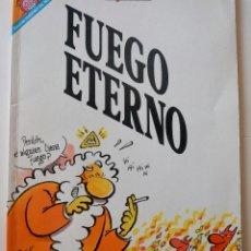 Cómics: COLECCION PENDONES DEL HUMOR Nº 88 - FUEGO ETERNO - ED.EL JUEVES. Lote 53898593