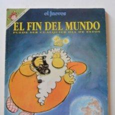 Cómics: COLECCION PENDONES DEL HUMOR Nº 120 - EL DIOS,EL FIN DEL MUNDO - ED.EL JUEVES 1995. Lote 53898596
