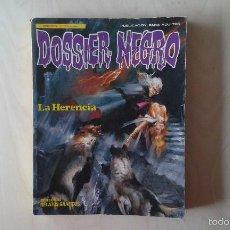 Cómics: DOSSIER NEGRO EXTRA 6--PUBLICACIÓN PARA ADULTOS--GRÁFICAS FUTURA, 1984 (CONTIENE 5 NÚMEROS ). Lote 58438843