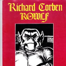 Cómics: RICHARD CORBEN. ROWLF. ESPECIAL STAR BOOKS. Lote 57395022