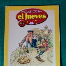 Cómics: CLASICOS EL JUEVES Nº 2 - MARTINEZ EL FACHA. Lote 73032767