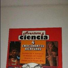 Cómics: AVENTURA Y CIENCIA - NICK RAVEN - ED. EVEREST 1980. Lote 87668328