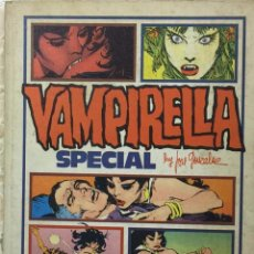 Cómics: VAMPIRELLA- SPECILAL BY JOSÉ GONZÁLEZ. Lote 93748845
