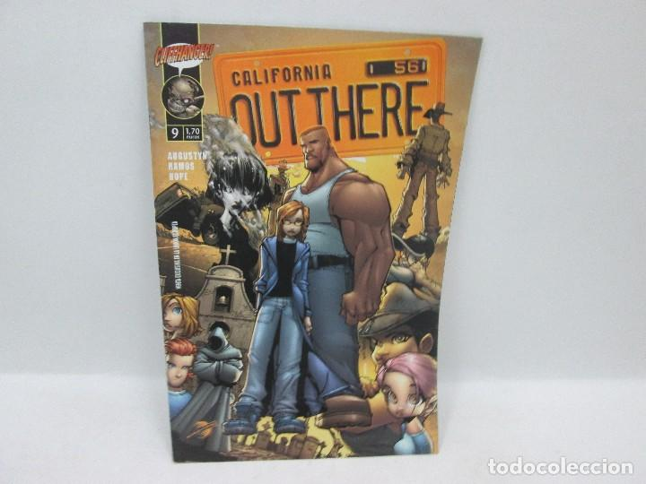 CALIFORNIA OUT THERE Nº 9 - WORLD COMICS (Tebeos y Comics - Comics Extras)