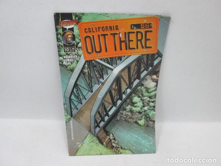 CALIFORNIA OUT THERE Nº 10 - WORLD COMICS (Tebeos y Comics - Comics Extras)