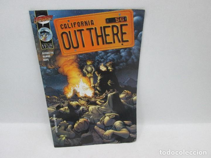 CALIFORNIA OUT THERE Nº 11 - WORLD COMICS (Tebeos y Comics - Comics Extras)