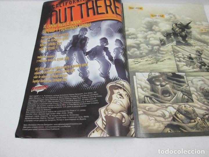 Cómics: CALIFORNIA OUT THERE Nº 11 - WORLD COMICS - Foto 3 - 94557271