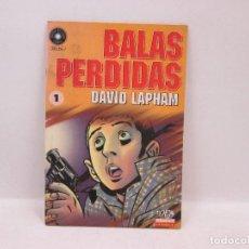 Cómics: BALAS PERDIDAS - Nº: 1, 2, 10, 11 Y 14. Lote 94559651