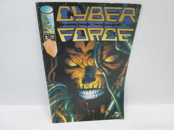 CYBER FORCE VOL 2: Nº 3, 4, 6 Y 7 (Tebeos y Comics - Comics Extras)
