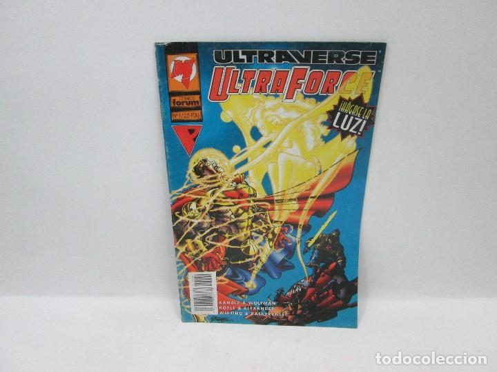 ULTRAVERSE ULTRAFORCE Nº 9 - COMICS FORUM (Tebeos y Comics - Comics Extras)