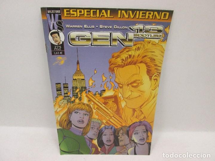 GEN 13 BOOTLEG ESPECIAL INVIERNO - WILDSTORM 1999 (Tebeos y Comics - Comics Extras)