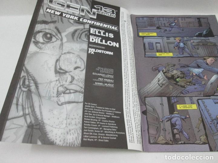 Cómics: GEN 13 BOOTLEG ESPECIAL INVIERNO - WILDSTORM 1999 - Foto 3 - 94720271