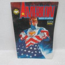 Cómics: AMERICAN PERDIDO EN AMÉRICA SERIE COMPLETA - NORMA EDITORIAL 1992. Lote 94721579