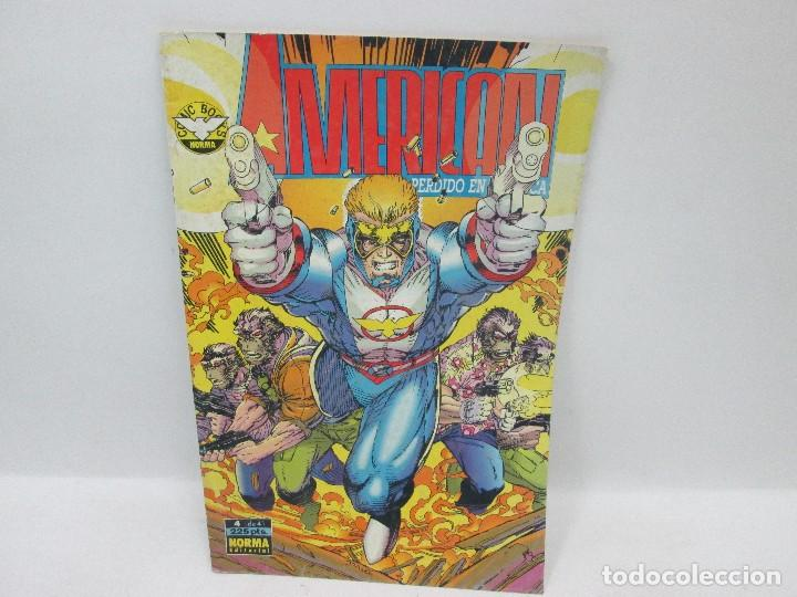 Cómics: AMERICAN PERDIDO EN AMÉRICA SERIE COMPLETA - NORMA EDITORIAL 1992 - Foto 4 - 94721579