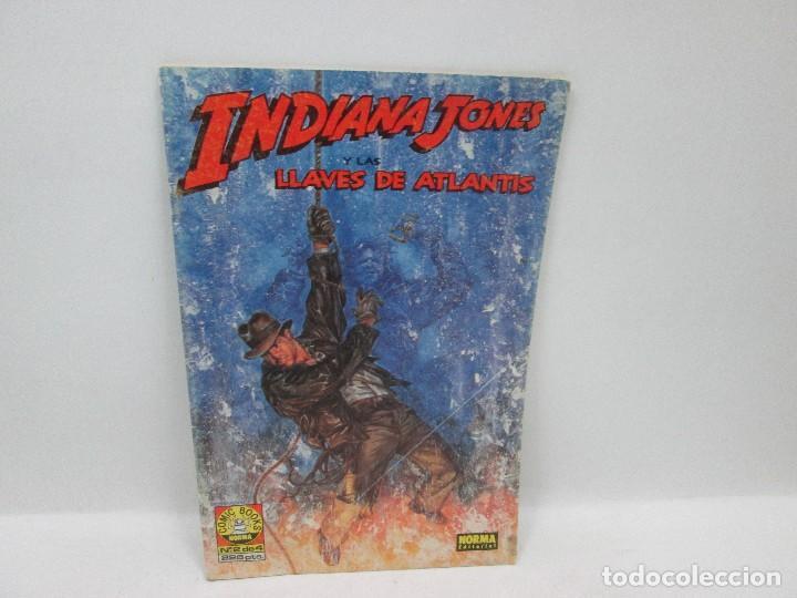 INDIANA JONES Y LAS LLAVES DE ATLANTIS Nº 2 (Tebeos y Comics - Comics Extras)