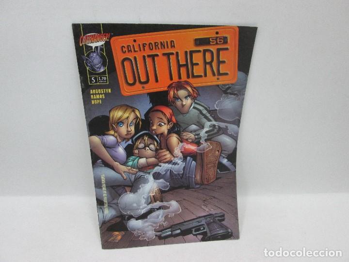 CALIFORNIA OUT THERE Nº5 - WORLD COMICS (Tebeos y Comics - Comics Extras)