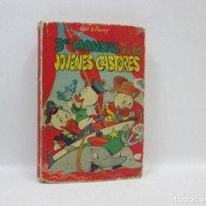 Cómics: 3ER MANUAL DE LOS JOVENES CASTORES - WALT DISNEY, EDICIONES MONTENA 1978. Lote 94783323