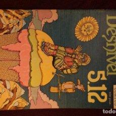 Cómics: REVISTA DE MONTAÑA DESNIVEL: ESPECIAL COMICS Nº1 (1981). Lote 101027923