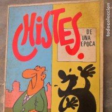 Cómics: CHISTES DE UNA EPOCA POR RAMON A. NAVES - COMIC 112 PGNAS- ED. GIJON 1981. Lote 111246535