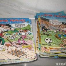 Cómics: LOTE DE 114 COMICS DE GENTE MENUDA. Lote 122303743