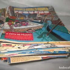 Cómics: LOTE DE 89 COMICS DE PEQUEÑO. PAIS.. Lote 122304591