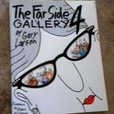 Cómics: THE FARSIDE GALLERY 4 BY GARY LARSON / FORWORD ROBIN WILLIAMS. Lote 128450442