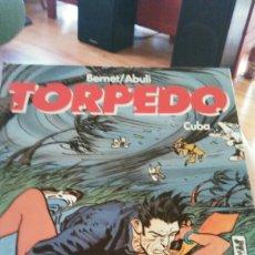 Cómics: TORPEDO CUBA EDITORIAL GLENAT BERNET/ ABULI TAPAS DURA. Lote 129074003