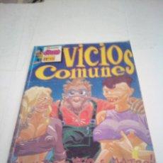 Cómics: COLECCION EL CUERVO - NUMERO 10 - VICIOS COMUNES - CJ 90 - GORBAUD. Lote 130294582