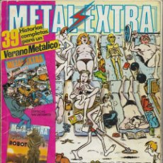 Cómics: CÓMIC METAL HURLANT ESPECIAL VERANO. Lote 134919862