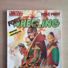 Cómics: METAL HURLANT COLECCION METAL - FORT WHEELING -. Lote 142718662