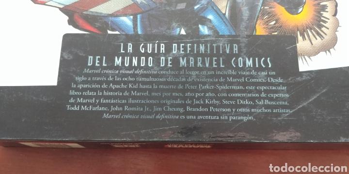 Cómics: Crónica visual definitiva Marvel ediciones DK - Foto 3 - 143143328