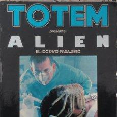 Cómics: ALIEN. TOTEM EXTRA CINE-1.1977. Lote 144209754