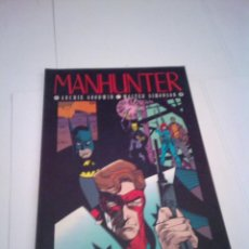Cómics: MANHUNTER - EDITORIAL PLANETA - TOMO UNICO - BUEN ESTADO - CJ 100 . Lote 145671338