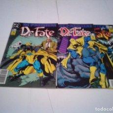 Cómics: DR. FATE - DC COMICS - EDICIONES ZINCO - NUMEROS 4 Y 5 Y 6 - BUEN ESTADO - CJ 100. Lote 145671634
