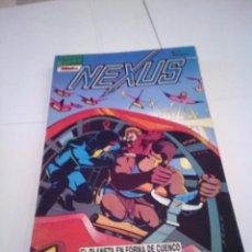 Cómics: NEXUS - LOTE 6 NUMEROS - FIRST COMICS - BUEN ESTADO - CJ 100. Lote 145674666