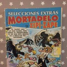 Cómics: SELECCIONES EXTRAS MORTADELO Y ZIPI ZAPE NUMERO 6. Lote 153507278