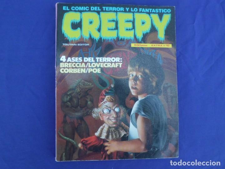 CREEPY EXTRA N. 15 (Tebeos y Comics - Comics Extras)