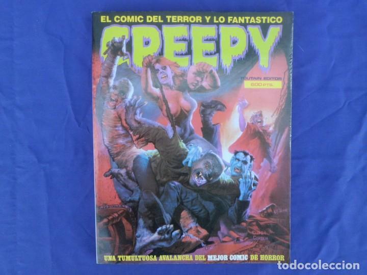 CREEPY EXTRA N. 16 (Tebeos y Comics - Comics Extras)
