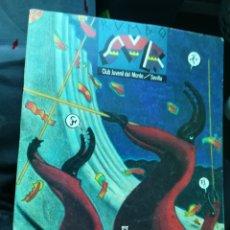 Cómics: CÓMIC RUMBO SUR CLUB JUVENIL DEL MONTE NÚMERO 5 SEVILLA, 1987. Lote 163084444