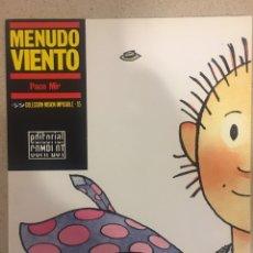 Cómics: MENUDO VIENTO - PACO MIR - COLECCION MISION IMPOSIBLE - COMPLOT. Lote 170964469