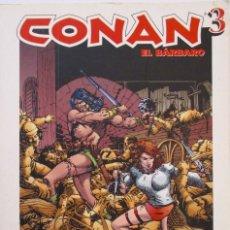 Comics: CONAN EL BÁRBARO . 3 . Lote 173514540