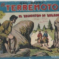 Cómics: DAN BARRY EL TERREMOTO - EL SECUESTRO DE SUSANA - 64 - ORIGINAL. Lote 173990927