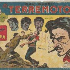 Cómics: DAN BARRY EL TERREMOTO - LA ULTIMA PELEA - 57 - ORIGINAL. Lote 173991187