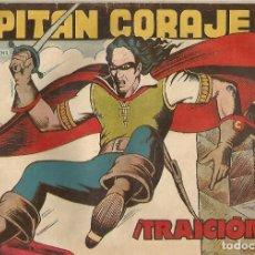 Cómics: CAPITAN CORAJE - TRAICION - 2 - ORIGINAL. Lote 173991385