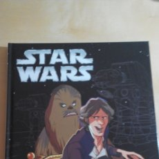 Cómics: COMIC STAR-WARS EL IMPERIO CONTRAATACA A COLOR. Lote 175224004