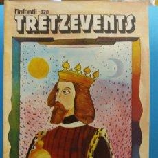 Comics : TRETZEVENTS Nº.328. L'INFANTIL. SIRVEANSAE. Lote 175677095
