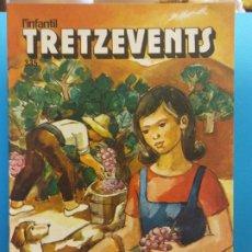 Comics : TRETZEVENTS Nº.335. L'INFANTIL. SIRVEANSAE. Lote 175677408